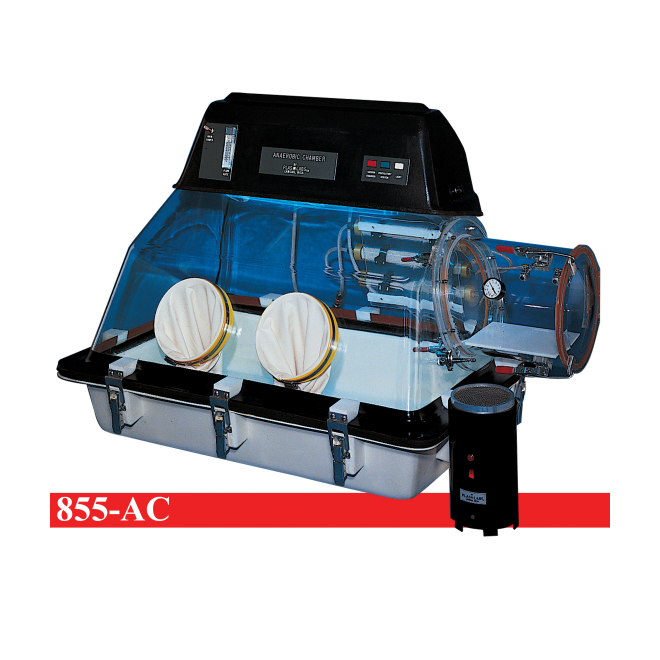 855 Series Controlled Atmosphere / Anaerobic Chamber