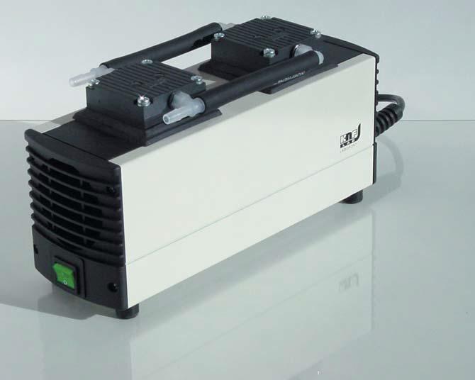 N816.1.2 KN .18 LABOPORT® – Laboratory Pumps, 230V 50HZ E , UK Plug