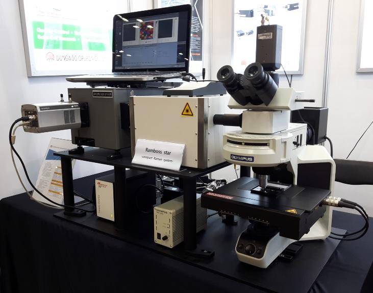 Ramboss-Star -  Microscope Raman Measurement System