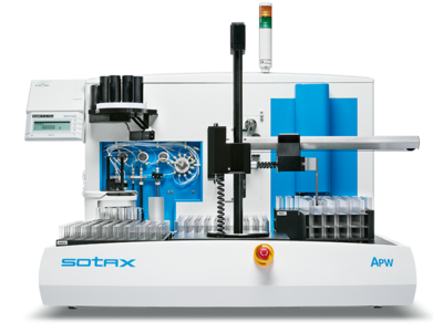 APW/TPW — Automated  Sample Preparation Workstation