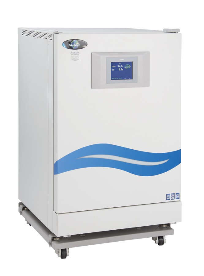 NU-5810 Direct Heat 7 ft3 (200L) CO2 Incubator with Dual Sterilization Cycles