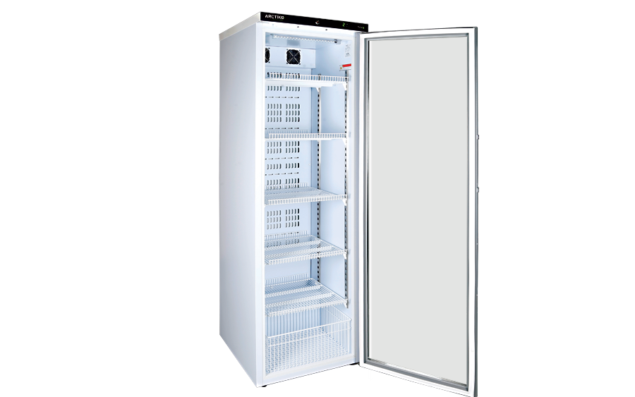 PRE 440 Biomedical Refrigerator with Glass Door (Flexa Series)
