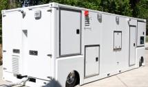 BSL-3 Mobile Biocontainment Laboratory