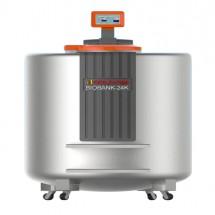 BIOBANK 24K - Vapour phase LN2 Storage Tank