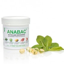 320 100 Anabac® Classic Autoclave deodorant, based on eucalyptus extract, 100 per box