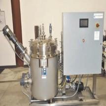BIO-110 - Single Basket Lab Alkaline Hydrolisis System (For digestion of animal carcases)