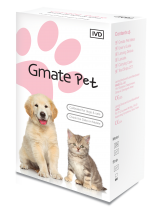 Gmate Pet Glucose Monitoring System