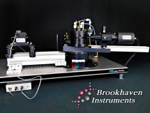 BI-200SM Research Goniometer and Laser Light Scattering System
