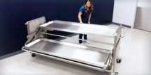 Dissection Table, Two Body Rotating – HM100