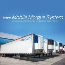 Mopec Mobile Morgue Trailer System