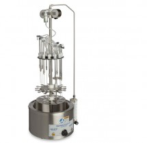 12 Position Nitrogen Evaporator