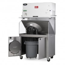 NU-607 - Class I Animal Bedding Disposal Station