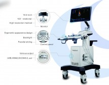 SC50 -Trolley  Color Doppler Ultrasound System